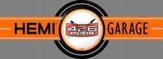 426 Hemi Garage Marquee Neon Sign. The best collector item that'll last a lifetime! www.garageart.com Garage Art, Buick Logo, Juventus Logo, Vintage Signs, Neon Signs, Logos, Decor, Decoration, Logo