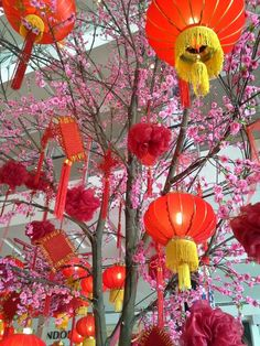 Year of the Goat  Lunar New Year Celebrations Around the World     Chinese New Year Decoration