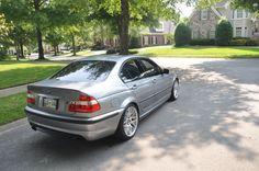 For Sale: 2003 BMW 330i ZHP Silvergrey/Alcantara