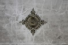 'Untitled 466', by Phileo1. A ceiling in the amazing abandoned Chateau Lumiere in France
