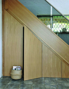 Surprising under stairs storage hampshire just on home design ideas site Door Under Stairs, Storage Under Staircase, Under Stairs Storage Solutions, Under Stairs Cupboard, House Stairs, Toilet Under Stairs, Home Design, Küchen Design, Design Ideas