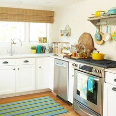 Small kitchen idea 10