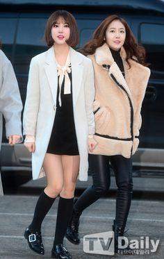 GFriend - SinB Korean Airport Fashion, Sinb Gfriend, Jung Eun Bi, G Friend, Pin Up Art, Airport Style, Korean Girl Groups, Kpop Girls, Rapper