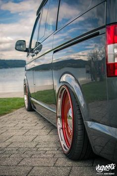 VW T5 lowdown transporters