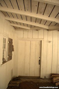 Wurster Gregory Farmhouse by farmhousemodern, via Flickr