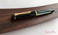 Review Pelikan Tradition Series M200 Green Marble Fountain Pen @Goldspot (14)