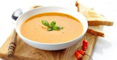 Une découverte étonnante : Soupe de Chou-fleur et poivrons rouges rôtis Easy Soup Recipes, Chicken Soup Recipes, Light Recipes, Healthy Dinner Recipes, Kitchen Recipes, Cooking Recipes, Confort Food, Salty Foods, Vegetarian Soup
