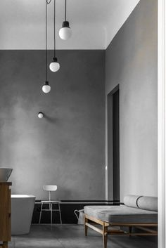 Wabi Sabi interior decor - the latest wall finishes trends - limewashed walls #wabisabi #walls #limewash