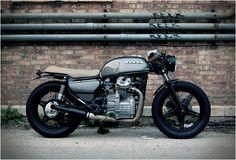 honda cx500 / moto mucci