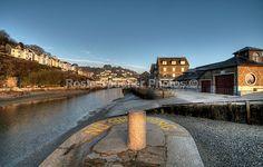 Quiet winter morning in Looe - Looe in  Cornwall