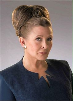 General Leia - Star Was The Force Awakens