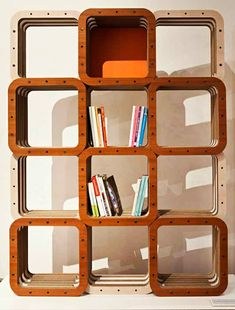 rangement en cubes modulables
