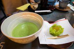 Japaninfo added 16 new photos to the album: จิบน้ำชา ชิมขนมที่ร้านเก่าแก่ที่สุดในเกียวโต@Kagizen Yoshifusa — at 鍵善良房.
