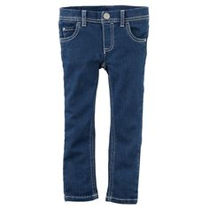 Baby Girl Carter's Jeggings, Size: 24 Months, Blue Other