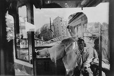 Metro station Stalingrad Paris 1993 Photo: Stéphane Burlot