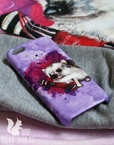 Hedgehog Skater case | Phone cases | iPhone Samsung HTC Sony cases by Belkashop on Etsy