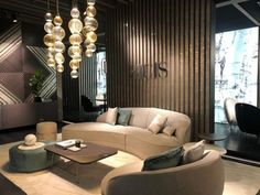 IMM Cologne 2020 kicked off the year with a series of interesting modern design concepts in mind. Contemporary Furniture, Contemporary Design, Modern Design, Interior Design Magazine, Interior Design Inspiration, Luxury Homes Interior, Best Interior, Furniture Plans, Furniture Design