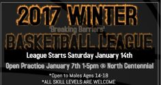 Ndinawe Offering Free Winter Basketball League for Males Ages 14-18   REGISTER ONLINE: The Ndinawe youth resource centre of Winnipeg has announced details on a new FREE inner-citywinter basketball league which will operate this January to March for males currently ages 14-18. The league will operate on SATURDAYSat the North Centennial Recreation Centre through the winter.  Those interested in joining can register online below before January 7 2017...   Questions can go to Crystal for more…