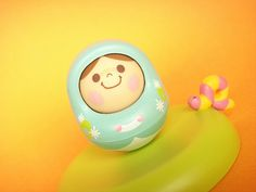Kawaii Cute Mini Unazukin Doll Japanese Toy Collection Japan by Kawaii Japan, via Flickr
