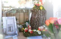 Urnenaustellung bei Blumen Buchalik in Essen-Steele