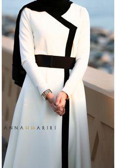 Modest long sleeve maxi dress full length stylish trendy fashion | Mode-sty – Mode-sty