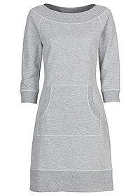 Sukienka dresowa Z dzianiny melanżowej • 54.99 zł • bonprix