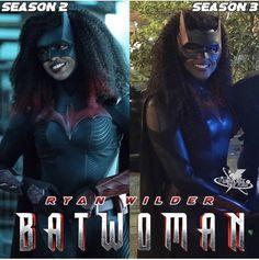 Batwoman, Season 2, Halloween Face Makeup
