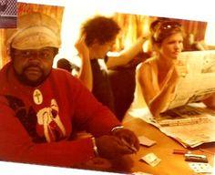 Buddy Miles playing a friendly game of poker while on tour. Poker Supplies, Buddy Miles, Texas Poker, Tours, Game, Blog, Gaming, Blogging, Toy