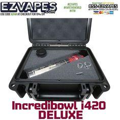 #Incredibowl #i420 Deluxe Kit