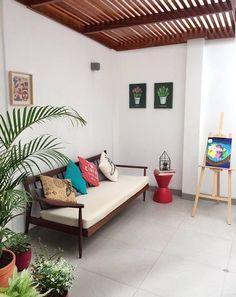 Outdoor Sofa, Outdoor Furniture, Outdoor Decor, Patio, Entryway Bench, Couch, Home Decor, Laundry Room, Environment