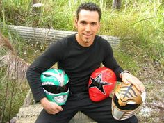 Jason David Frank   Jason David Frank : Tommy from Power Rangers and MMA fighter