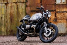 """BMW """"Quicksilver"""" by Kevils Speed Shop This bike is pretty hot"""