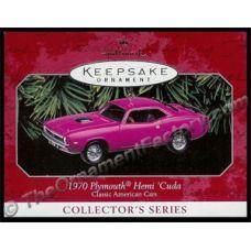 1998 1970 Plymouth Hemi Cuda, Classic American Cars #8 - 21.95