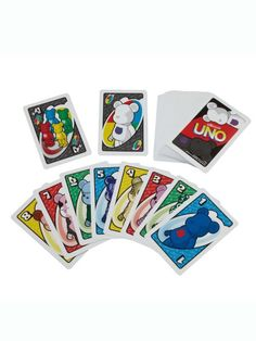 UNO!UNO!!UNO!!!  BE@RBRICK UNO(TM) CARD GAME