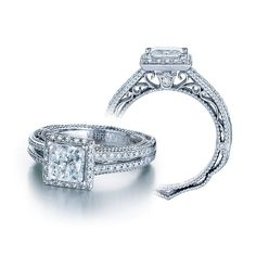 5007P-4 - Verragio - Rings-Engagement - Sheiban Jewelers