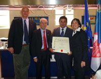 Aceite de oliva del valle del Huasco es premiada en Italia