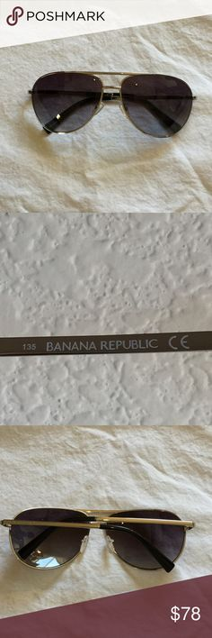 Banana Republic sunglasses Banana Republic sunglasses Banana Republic Accessories Glasses