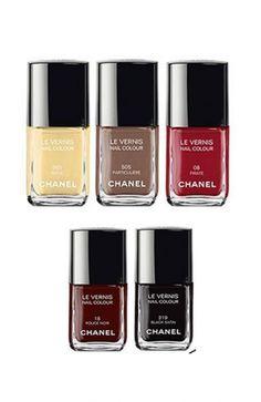 nail polish colors fall 2013 -