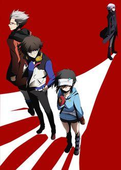 Sentai Filmworks Licenses Re:_Hamatora Anime - News - Anime News Network