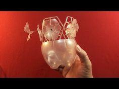 Como Fazer (Passo a Passo),Ciranda de Anjos com Garrafa Plástica - Reciclando com Arte - YouTube