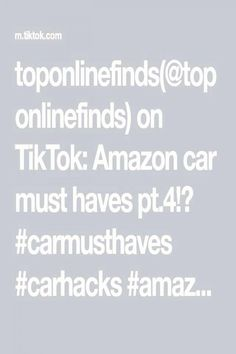#Car #accessories #amazon #prime #amazon #amazonmusthaves toponlinefindstoponlinefinds on TikTok Amazon car must haves pt4brp classfirstlettertoponlinefindstoponlinefinds and Quality icon on Our Pinterest PanelpIf you dont like everything that onlineshopping is part of the image we offer that when you read that piece exactly the features you are looking for you can see In the image toponlinefindstoponlinefinds on TikTok Amazon car must haves pt4 we say that we present the maximum seductively… Car Accessories List, Car Hacks, In The Heights, Must Haves, India, Sayings, Amazon, Image, Goa India