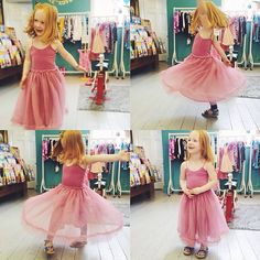 Beautiful Tulle Tutu Skirt Dresses by Maileg @ www.mini-mi.co.uk