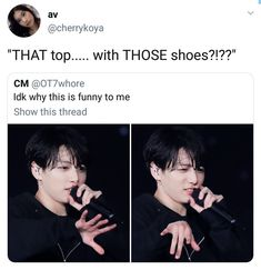 Listen to Jungkook and find something else😂 Nonononono sweetie. Listen to Jungkook and find something else😂 Jung Kook, Jikook, Cypher Pt 4, Playboy, Bts Memes Hilarious, Bts Tweet, Fangirl, Wattpad, About Bts