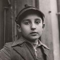 A Bar Mitzvah boy in Lublin, Poland, by Roman Vishniac (1935)
