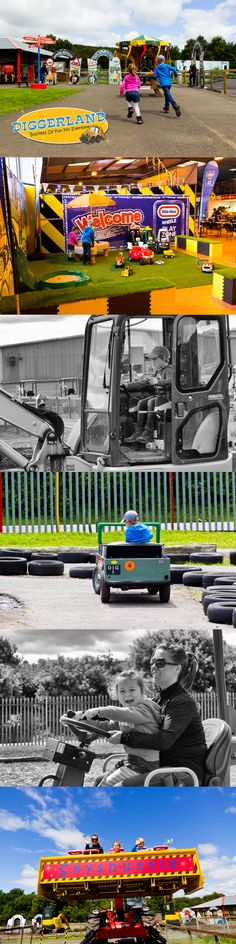 We were absolutely delighted to be invited to Diggerland, Durham to see their new Little Tikes area and spend the day exploring the park. Finding Passion, Little Tikes, Durham, Monday Motivation, Fitspiration, Exploring, Parenting, Goals, How To Plan