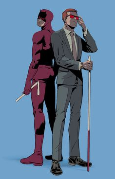 Matt Murdock is Daredevil Heros Comics, Marvel Comics Art, Marvel Comic Universe, Marvel Vs, Marvel Heroes, Marvel Cinematic Universe, Daredevil Punisher, Daredevil Artwork, Daredevil Matt Murdock