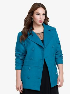 bbca3c00489ee SHOPPING  STYLISH CURVES 2013 PLUS SIZE COAT GUIDE AND FIT TIPS