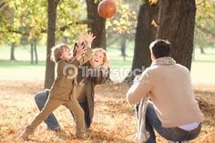 Picture of Family Playing With Ball In Autumn Forest. Stock Photo by altrendo images from the collection Stockbyte. Get affordable Stock Photos at Thinkstock Canada. Family Photos, Couple Photos, Autumn Forest, Stock Photos, Play, Couples, Pictures, Image, Collection