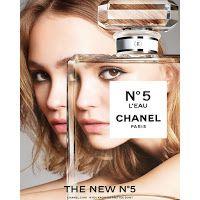 Testimonial del nuovo profumo Chanel N°5 L'EAU la diciassettenne attrice e modella franco-statunitense Lily-Rose Depp gilgia della nota star di Hollywood John Depp. Colonna sonora originale di Krister Linder