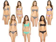 Kate Spade, Zinke and Shoshanna Bikinis + Weekend Sales!